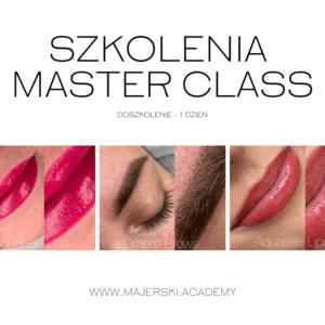 2. Szkolenia Masterclass - Doszkolenia