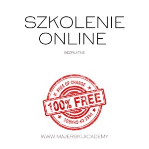 1. Szkolenia Online Bezpłatne