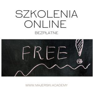 Szkolenia Online Bezpłatne